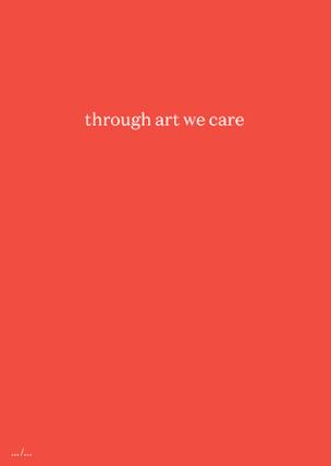 Through Art We Care