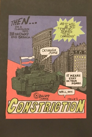 Bullseye Comics #2: Constriction