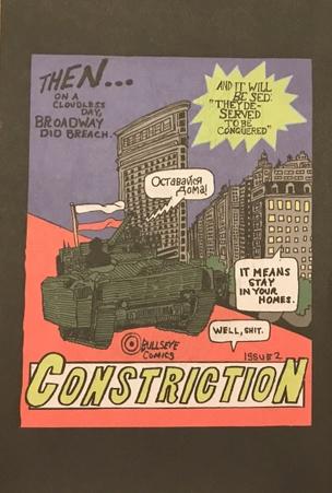 Bullseye Comics #2: Constriction