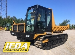 Used 2017 Morooka MST2200VD For Sale