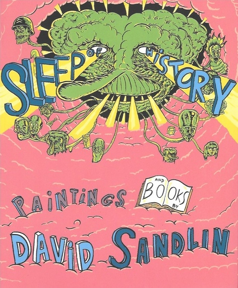 David Sandlin Launch & Signing