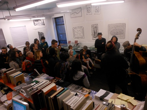 <i>The Wolf Knife</i> by Laurel Nakadate, Launch, Reading, and Performances