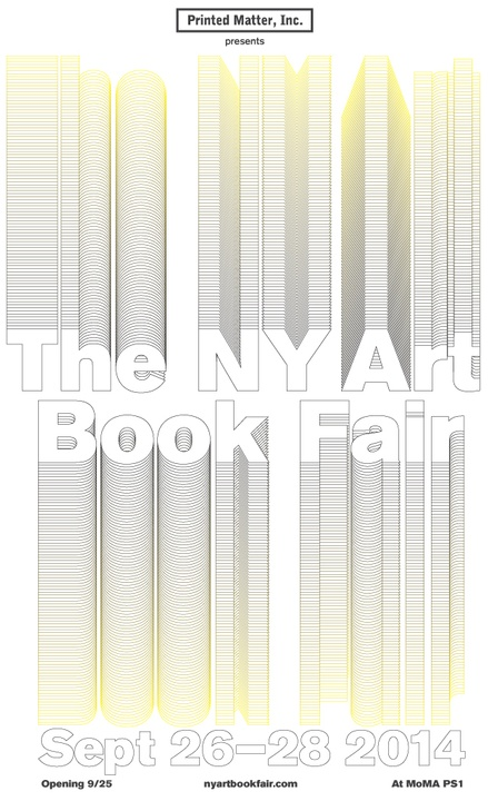 NY Art Book Fair 2014
