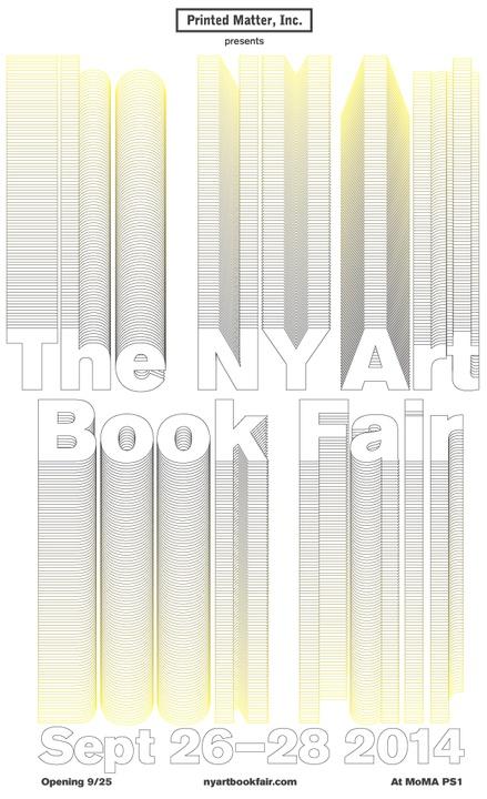 NY Art Book Fair 2014