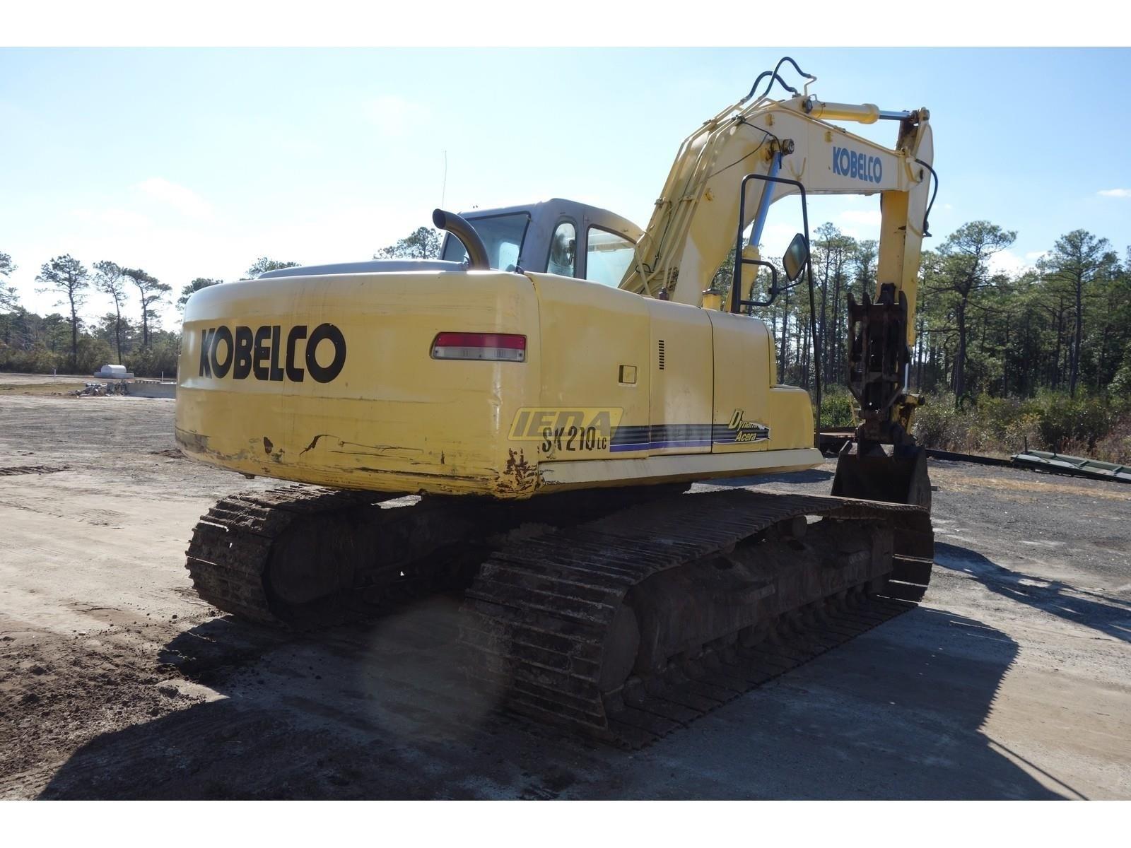Used 2003 Kobelco SK210 LC DYNAMIC ACERA For Sale