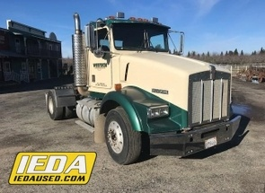 Used 2001 Kenworth T800B For Sale