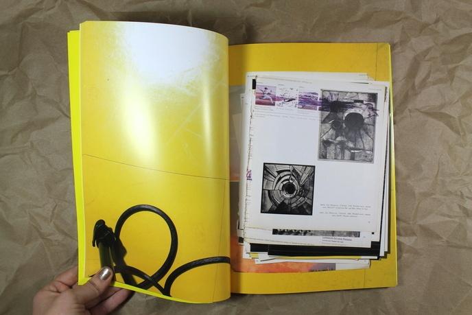 Wade Guyton : Zeichnungen für lange Bilder, Kunsthalle Zürich thumbnail 4