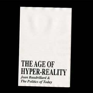 Age of Hyper-Reality