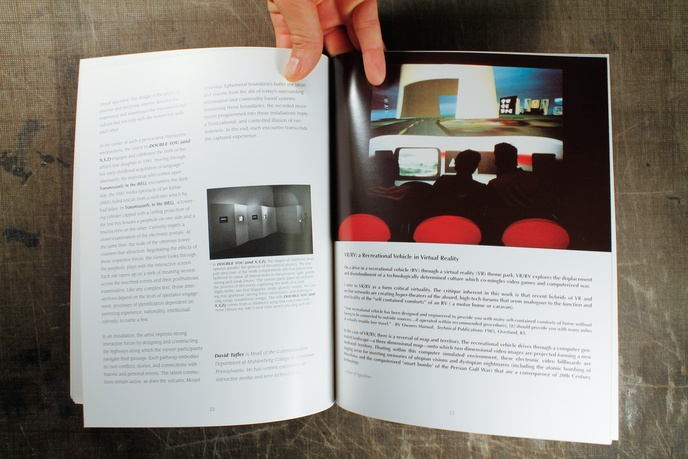 Peter D'Agostino : Interactivity & Invention, 1978-1999 thumbnail 4