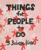 Things for People to Do