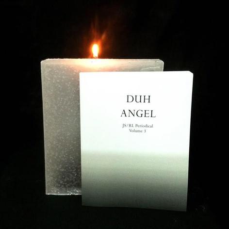 Duh Angel by R. Lyon & Jessie Stead - Book Launch c/o Phiadon
