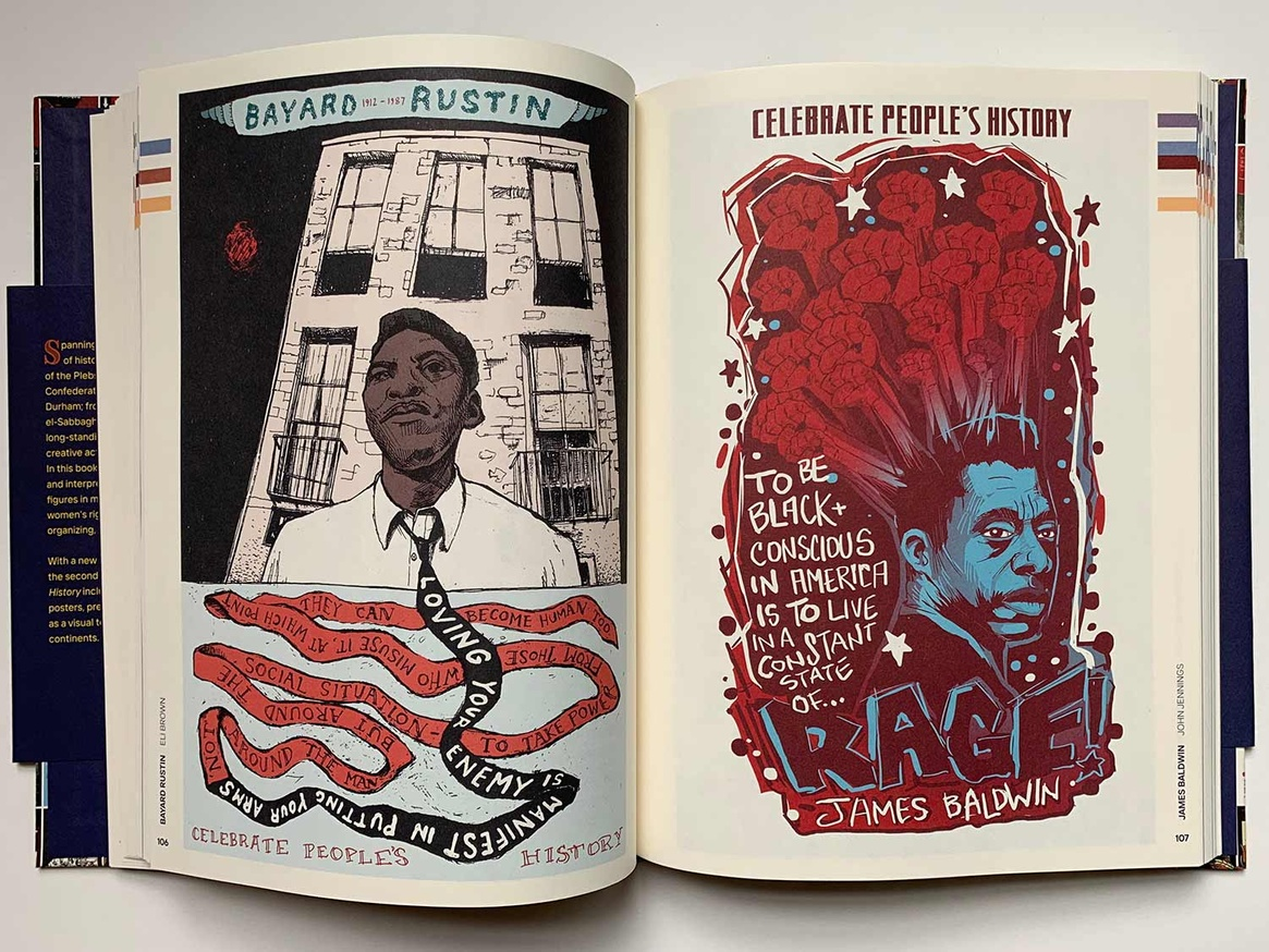 Celebrate People's History: The Poster Book Of Resistance and Revolution: New Edition thumbnail 4