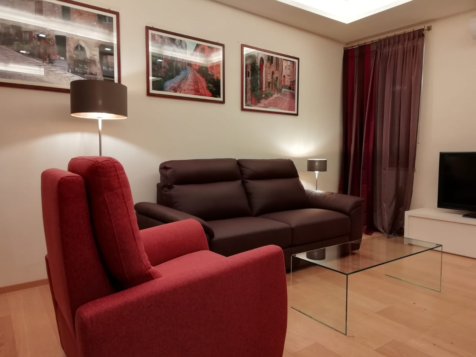 Casa Clarignano: Stunning 2 bedroom apartment in Montefalco