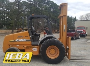 Used 2011 Case 588G For Sale