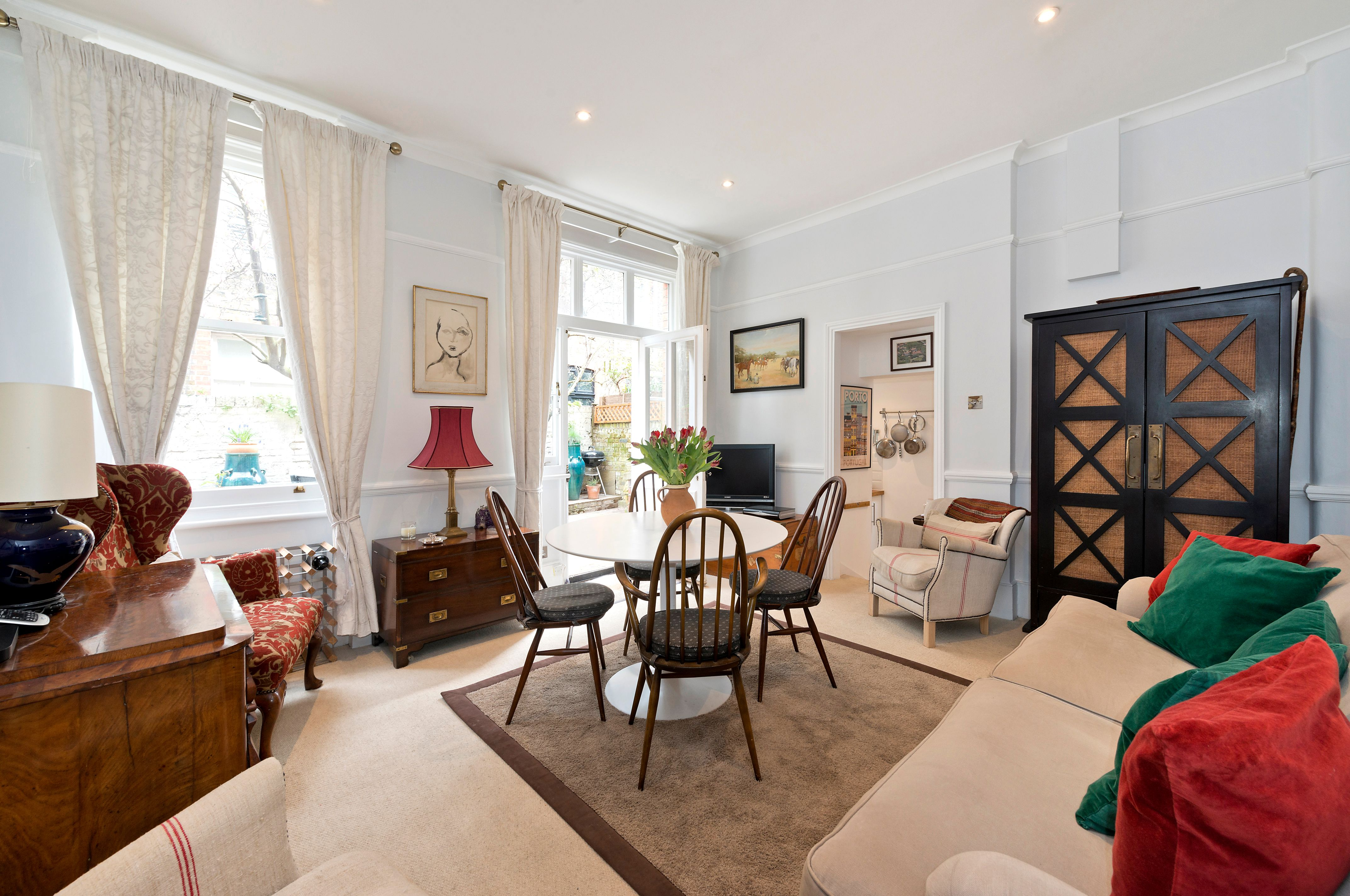 Long Stay Discounts - Bright 1Bed Apt, Fulham