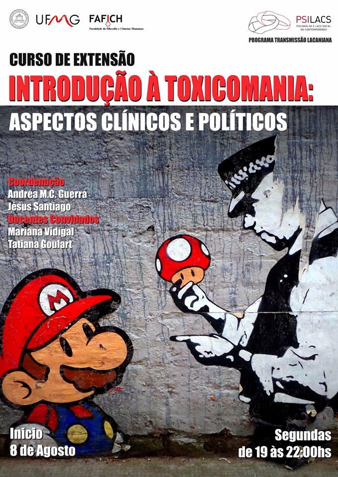 Introdução à toxicomania: aspectos clínicos e políticos