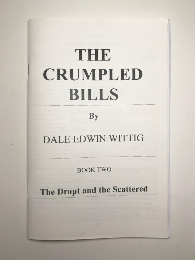 The Crumpled Bills