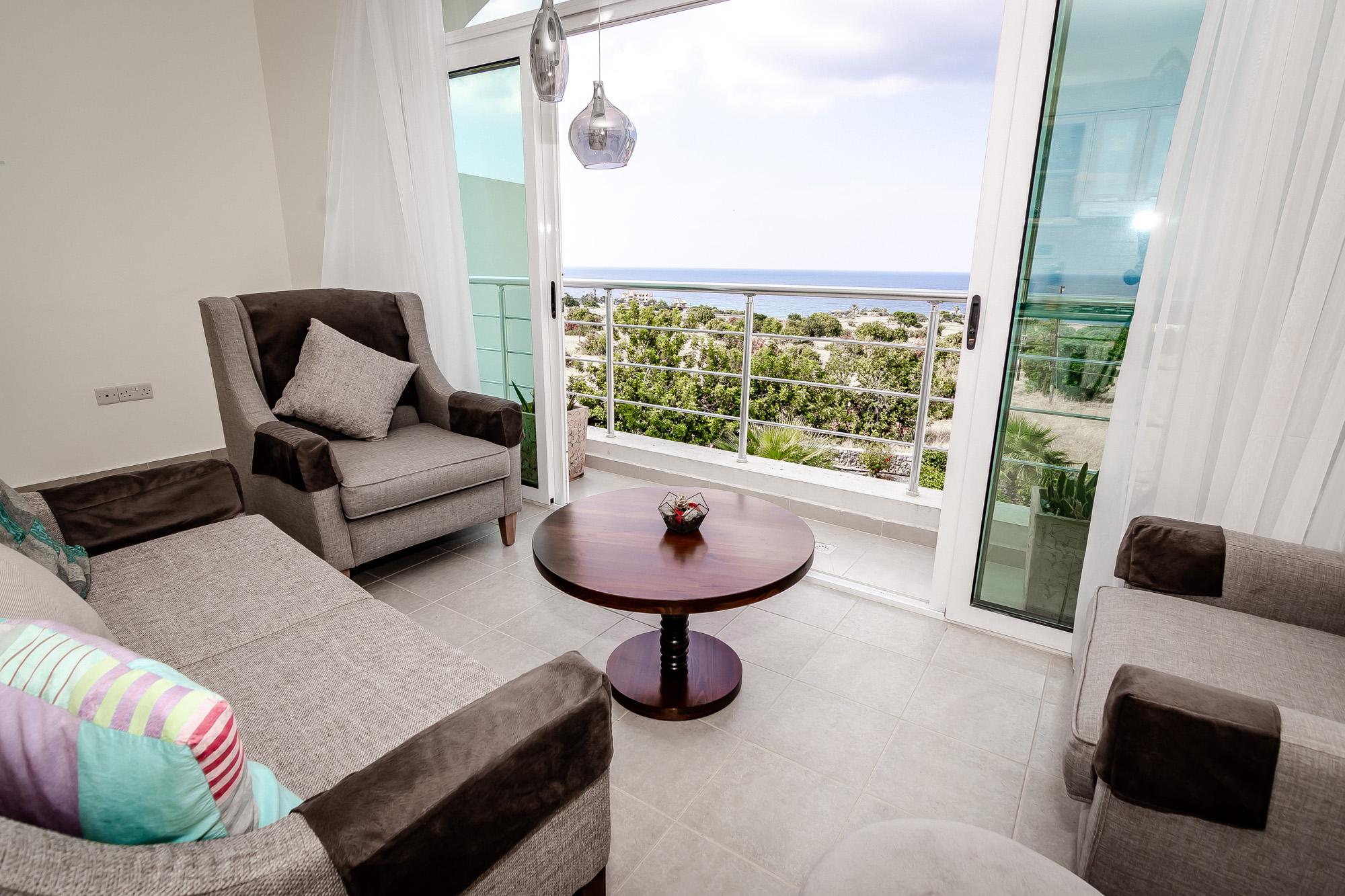 Apartment Joya Cyprus Moonlit Penthouse Apartment photo 20405554