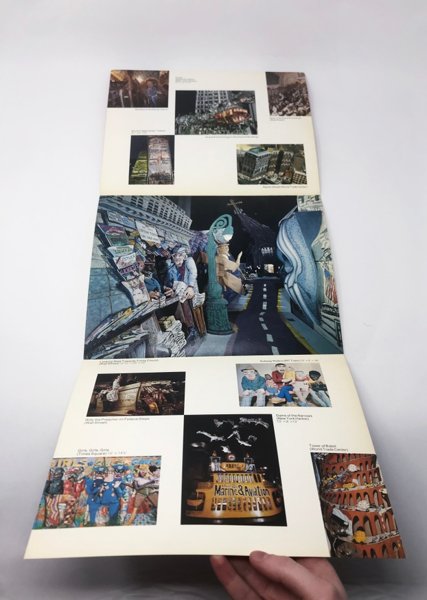 Ruckus Manhattan Parts I & II Exhibition Catalog thumbnail 4