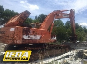 Used 1995 Daewoo DH320 For Sale