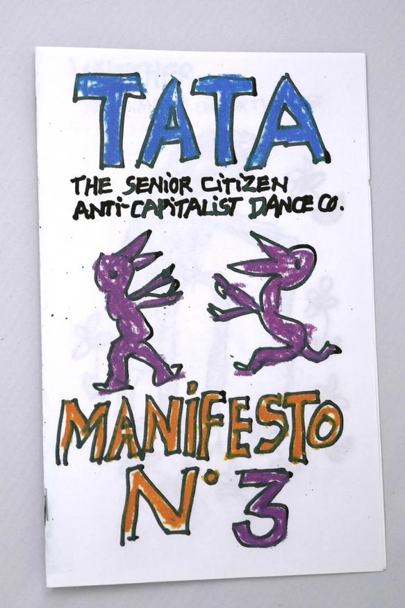 TATA The Senior Citizen Anti-Capitalism Dance Co. thumbnail 2