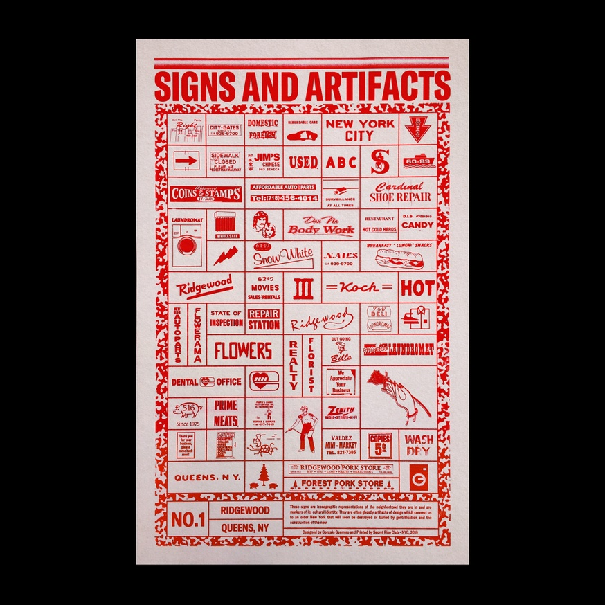 Signs And Artifacts - Ridgewood, NY thumbnail 6