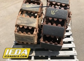 Used  GROUSER BAR TRACK 10X16.5 For Sale