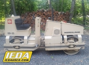 Used 1989 Ingersoll-Rand DD35 For Sale
