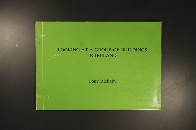 Looking at a Group of Buildings in Ireland