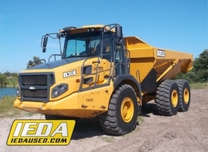 Used 2015 Bell B30E For Sale