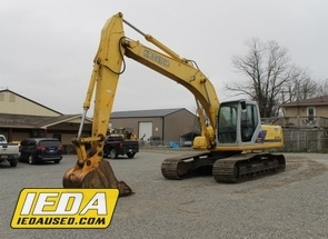 Used 2001 Kobelco SK210 LC For Sale