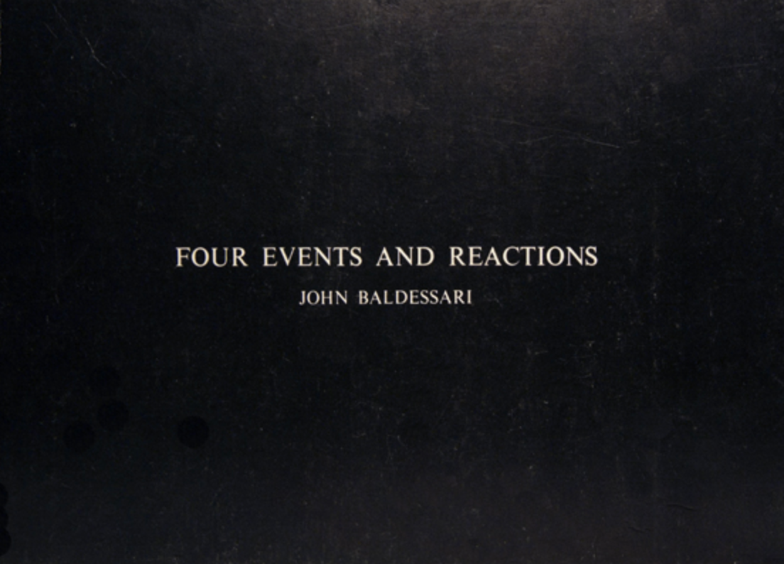 Four Events and Reactions