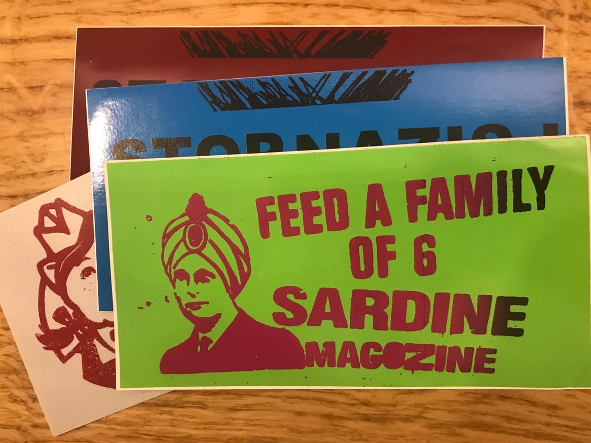 Sardine Magazine thumbnail 3