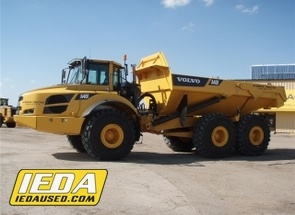 Used 2012 Volvo A40F For Sale