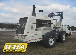 Used 2007 TEREX CMI RS350 For Sale