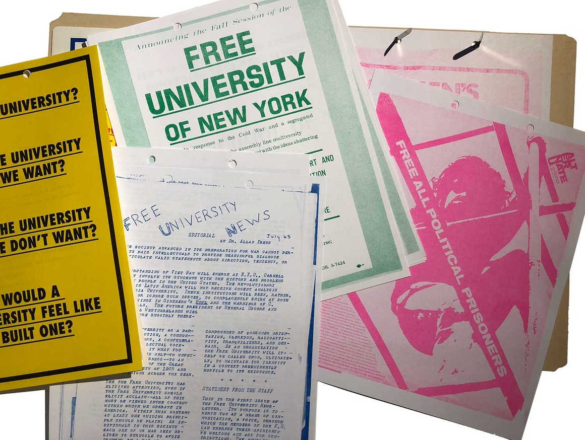 Free Education!: The Free University of New York, Alternate U, and the Liberation of Education thumbnail 2