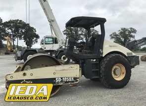 Used 2006 Ingersoll-Rand SD105DX For Sale