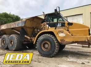 Used 2008 Caterpillar 740 For Sale