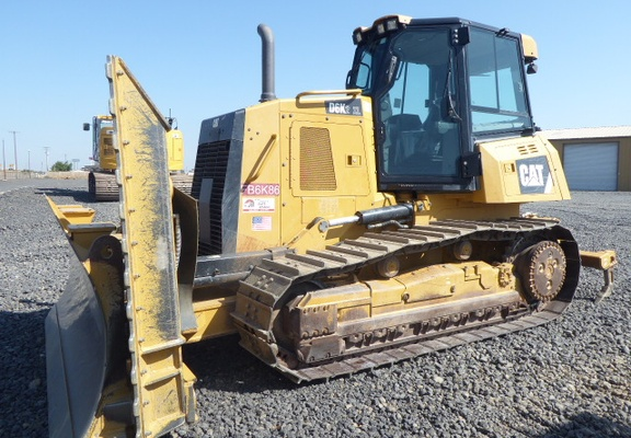 Used 2013 Caterpillar D6K2 XL For Sale