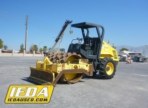 Used 2007 Bomag BW177PDH-3 For Sale