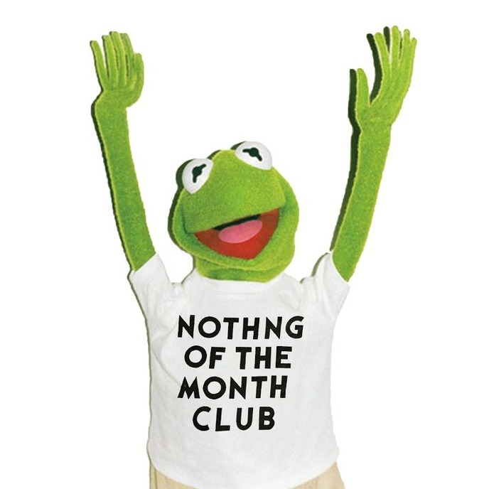 Nothng of the Month Club Bootleg T-Shirt