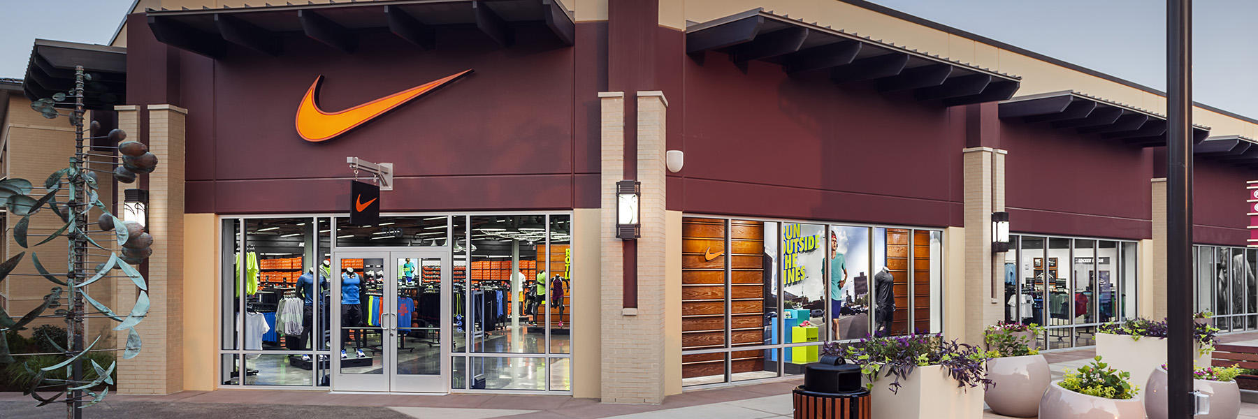 cd5a3f4a5d9d31 Nike Factory Store - Chesterfield. Chesterfield