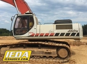 Used 2006 Link-Belt 460 LX For Sale