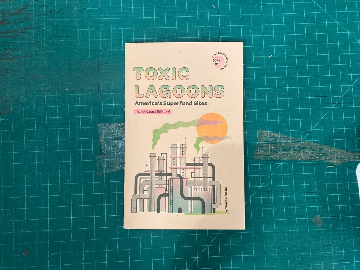 Toxic Lagoons: West Coast Edition