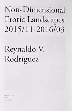 Non-dimensional Erotic Landscapes 2015/11-2016/03