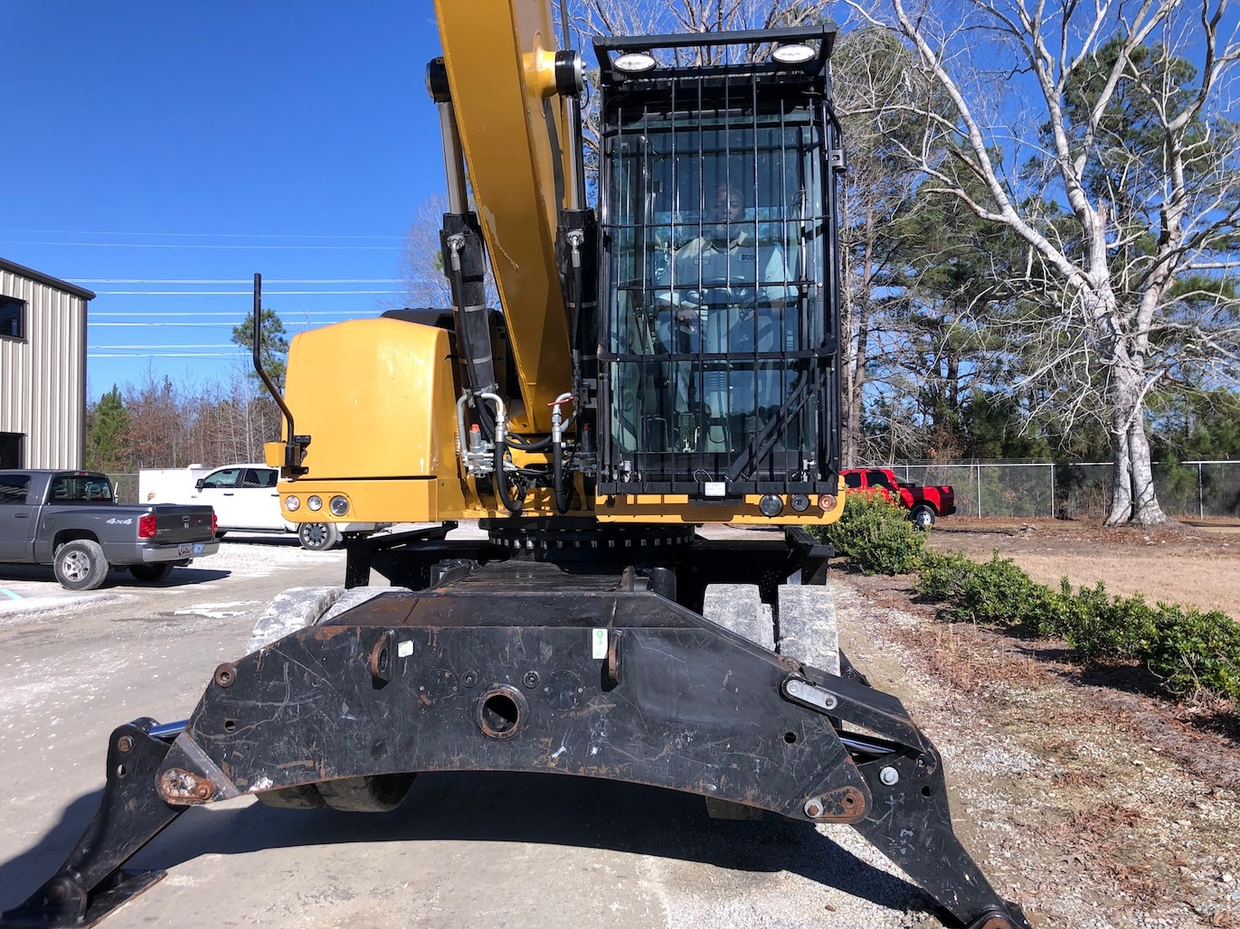 Used 2015 Caterpillar MH3022 For Sale