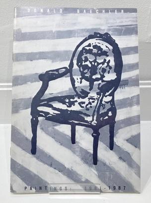Donal Baechler: Paintings 1981-1987