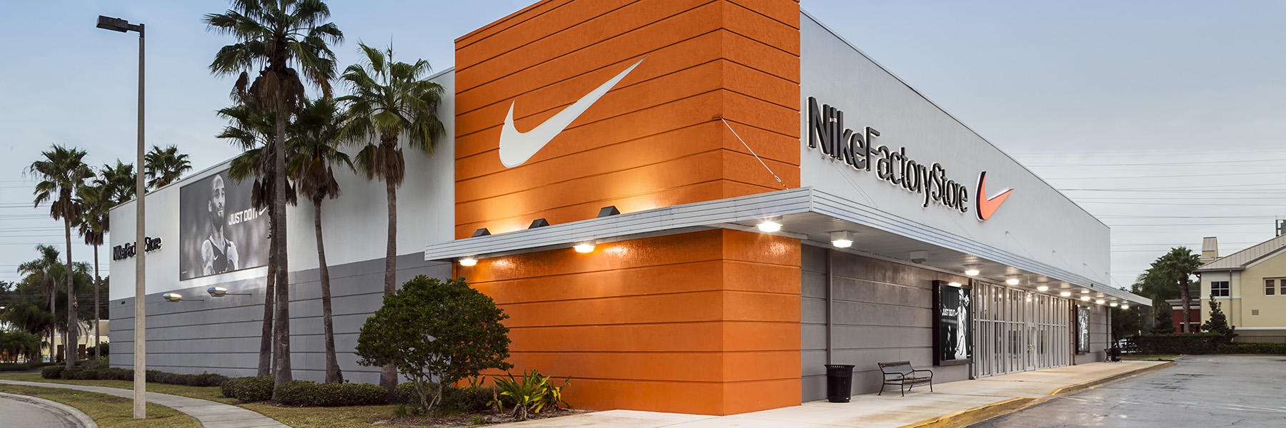 e9a8ad18754183 Nike Factory Store - Celebration. Kissimmee