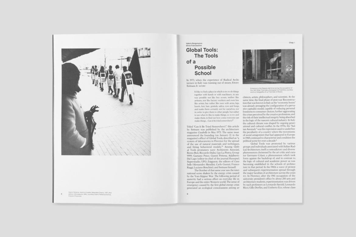 GLOBAL TOOLS 1973–1975: WHEN EDUCATION COINCIDES WITH LIFE thumbnail 5