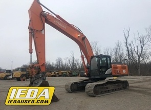 Used 2013 Hitachi ZX350LC-5N For Sale